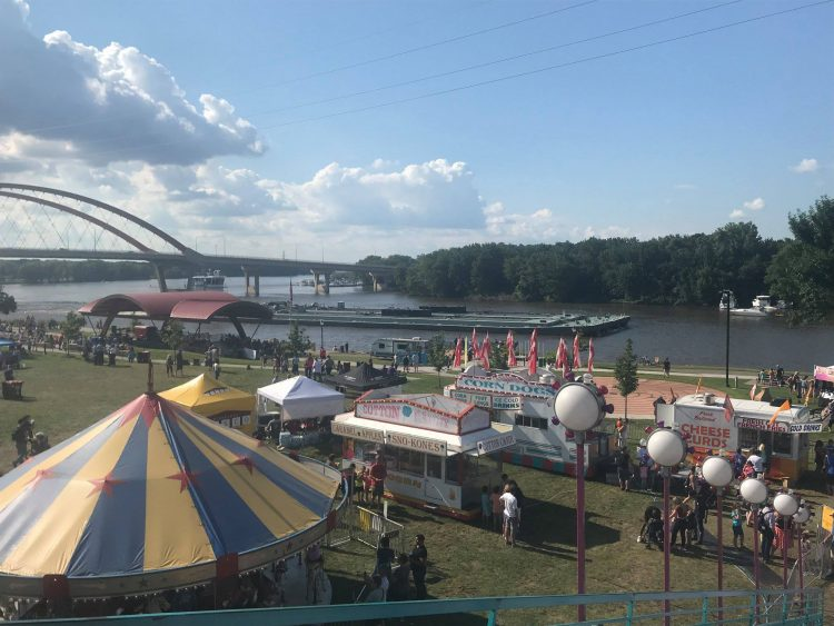 Rivertown Days   Friday July 19 – Sunday July 21st