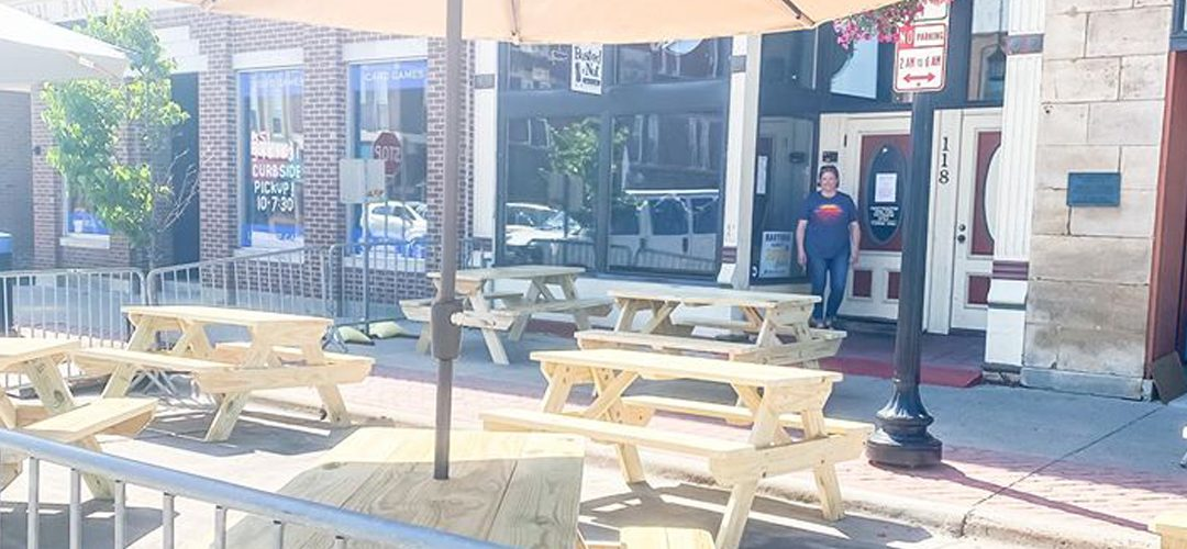 Our Patio is Now Open!